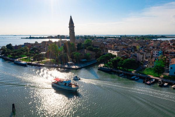Sunset Aperitif in Venedig